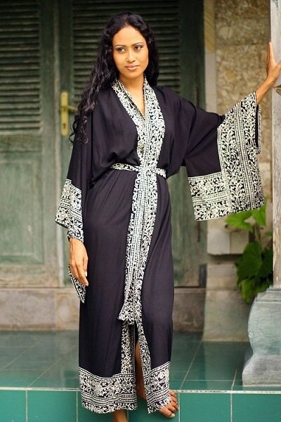 Womens ethically made Robes - Handcrafted by Novica artisans